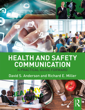 Health and Safety Communication A Practical Guide Forward book cover