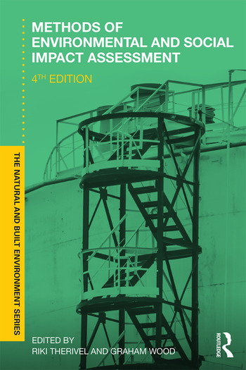 Methods of Environmental and Social Impact Assessment book cover