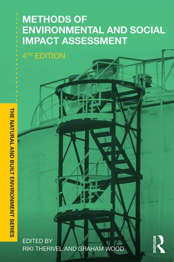 environmental impact assessment methods pdf