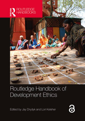 Routledge Handbook of Development Ethics book cover