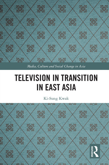 Television in Transition in East Asia book cover
