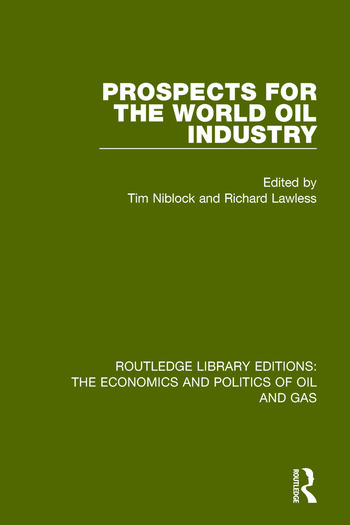Prospects for the World Oil Industry book cover
