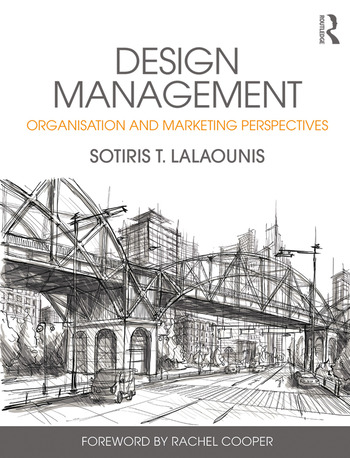 Design Management Organisation and Marketing Perspectives book cover