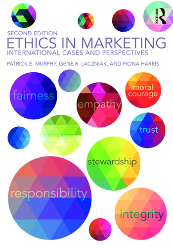 Ethics in Marketing International cases and perspectives book cover