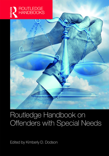 Routledge Handbook on Offenders with Special Needs book cover