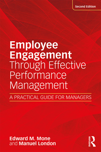 Employee Engagement Through Effective Performance Management A Practical Guide for Managers book cover