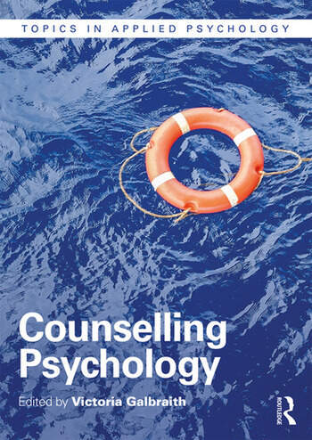Counselling Psychology book cover