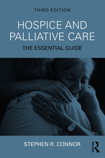 Hospice and Palliative Care The Essential Guide book cover