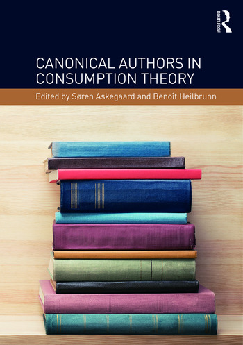 Canonical Authors in Consumption Theory book cover
