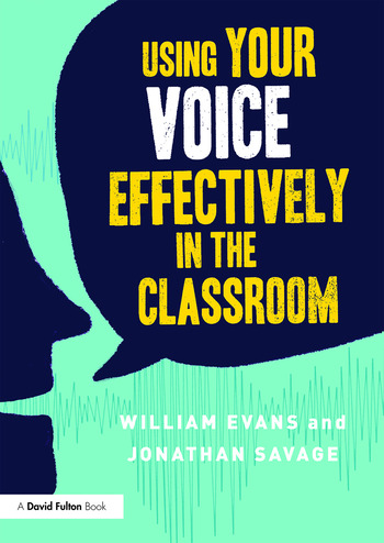 Using Your Voice Effectively in the Classroom book cover