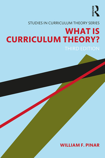 What Is Curriculum Theory? book cover
