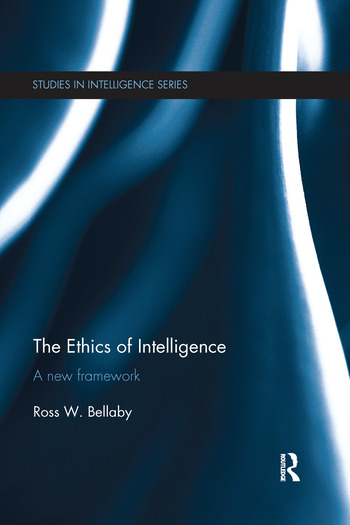 The Ethics of Intelligence A new framework book cover