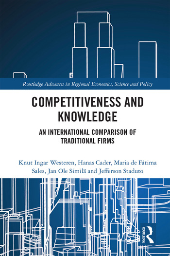 Competitiveness and Knowledge An International Comparison of Traditional Firms book cover