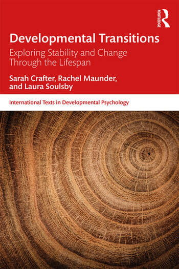 Developmental Transitions Exploring stability and change through the lifespan book cover