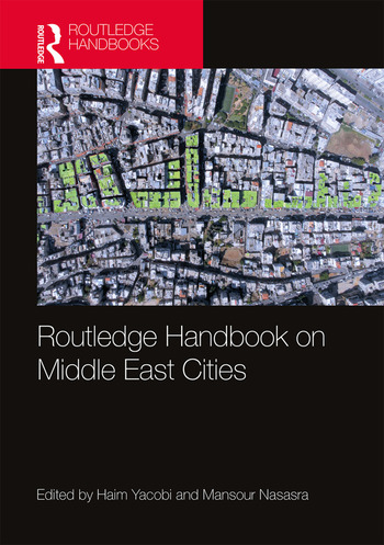 Routledge Handbook on Middle East Cities book cover