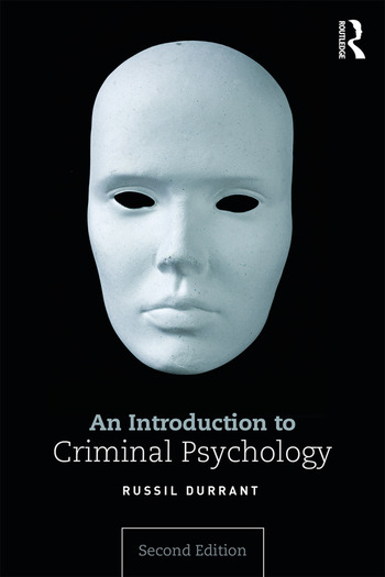 An Introduction to Criminal Psychology book cover