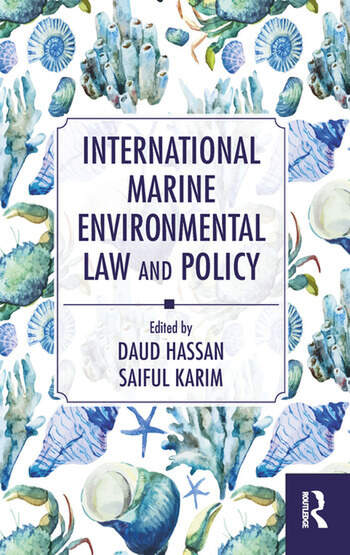 International Marine Environmental Law and Policy book cover