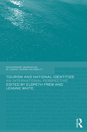 Tourism and National Identities An international perspective book cover