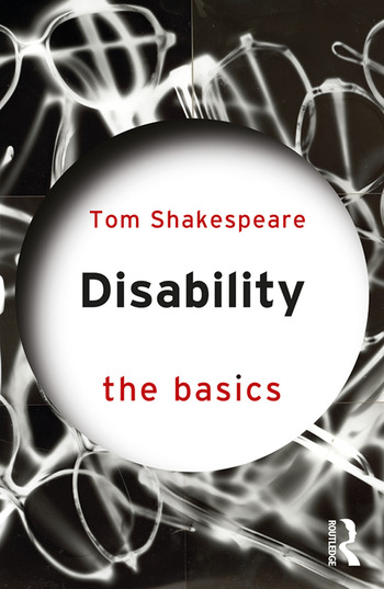 Disability The Basics book cover