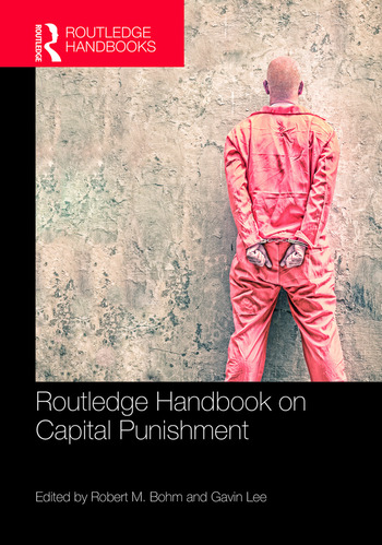 Routledge Handbook on Capital Punishment book cover