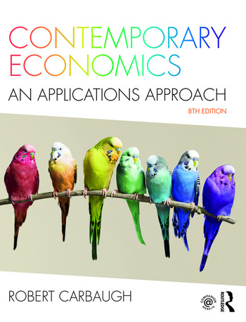 Contemporary Economics An Applications Approach book cover