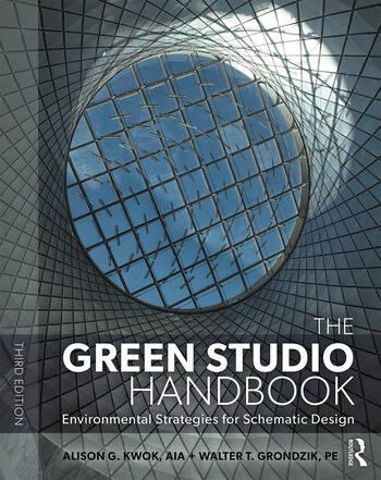 The Green Studio Handbook Environmental Strategies for Schematic Design book cover