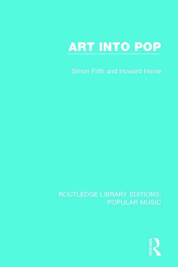 Art Into Pop book cover