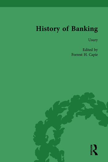 The History of Banking I, 1650-1850 Vol II book cover