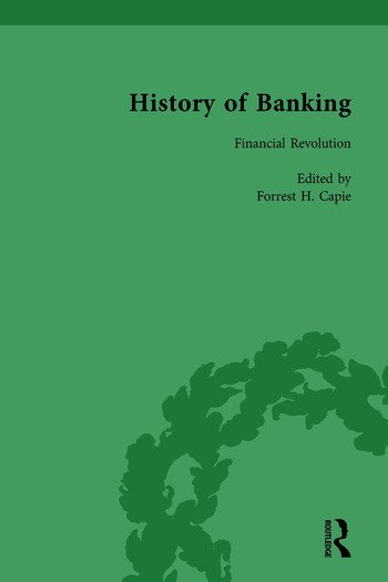 The History of Banking I, 1650-1850 Vol III book cover