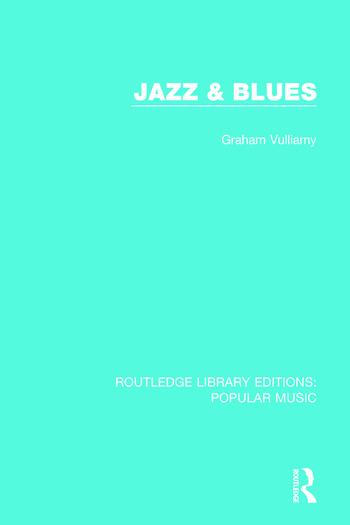 Jazz & Blues book cover