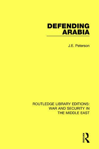 Defending Arabia book cover