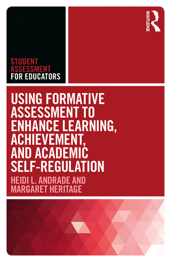 Using Formative Assessment to Enhance Learning, Achievement, and Academic Self-Regulation book cover
