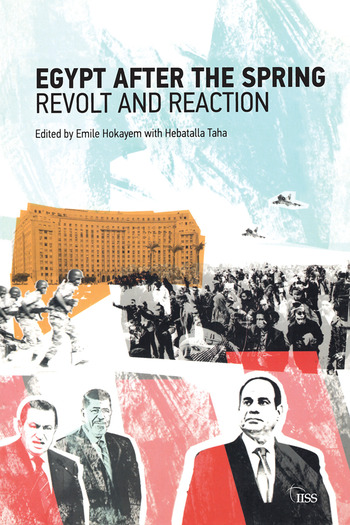 Egypt after the Spring Revolt and Reaction book cover