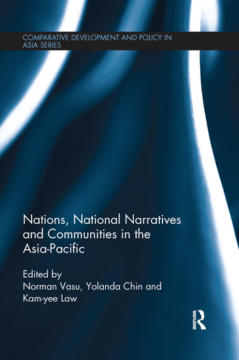 Nations, National Narratives and Communities in the Asia-Pacific book cover