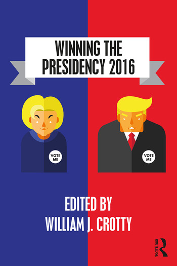 Winning the Presidency 2016 book cover
