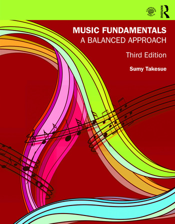 Music Fundamentals A Balanced Approach book cover