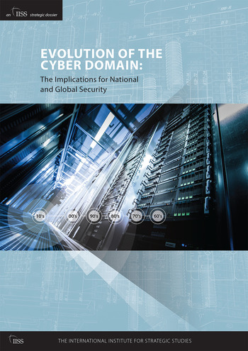 Evolution of the Cyber Domain The Implications for National and Global Security book cover
