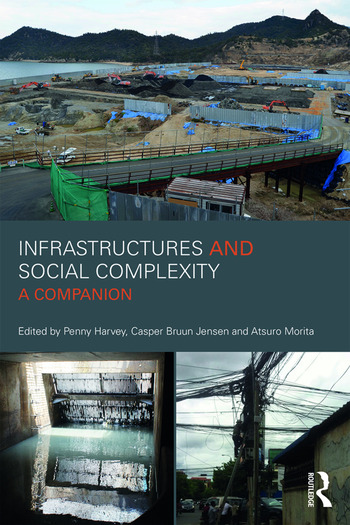 Infrastructures and Social Complexity A Companion book cover