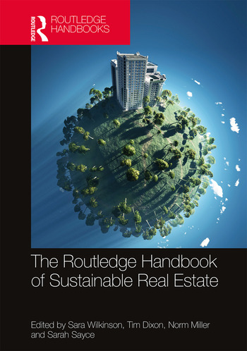 Routledge Handbook of Sustainable Real Estate book cover