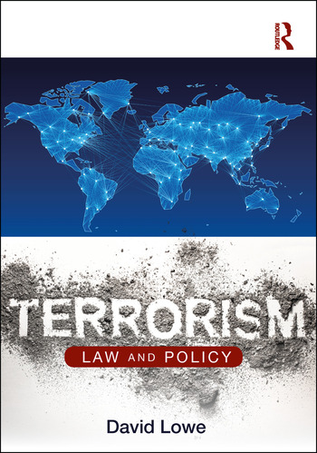 Terrorism Law and Policy book cover