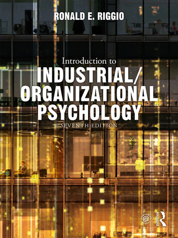 Introduction to Industrial/Organizational Psychology book cover