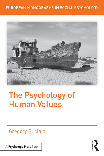 The Psychology of Human Values book cover