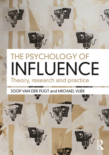 The Psychology of Influence Theory, research and practice book cover