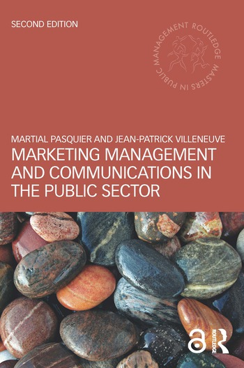 Marketing Management and Communications in the Public Sector book cover