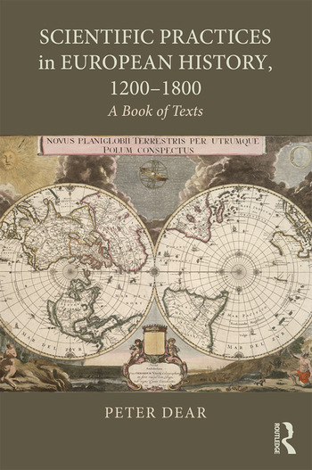 Scientific Practices in European History, 1200-1800 A Book of Texts book cover