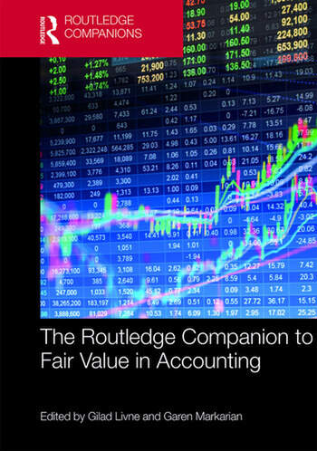 The Routledge Companion to Fair Value in Accounting book cover