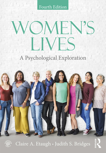 Women's Lives A Psychological Exploration, Fourth Edition book cover