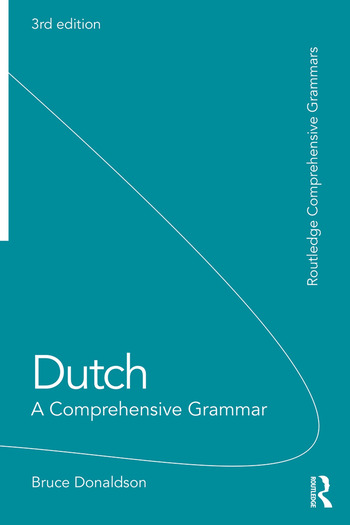 Dutch: A Comprehensive Grammar book cover