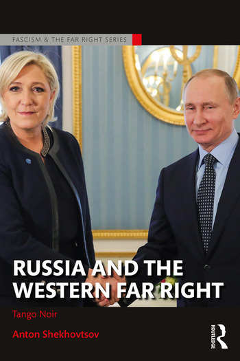 Russia and the Western Far Right Tango Noir book cover