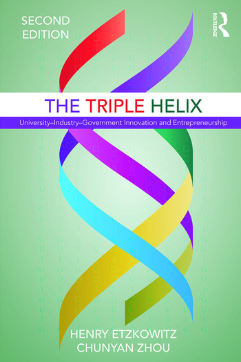 The Triple Helix University–Industry–Government Innovation and Entrepreneurship book cover
